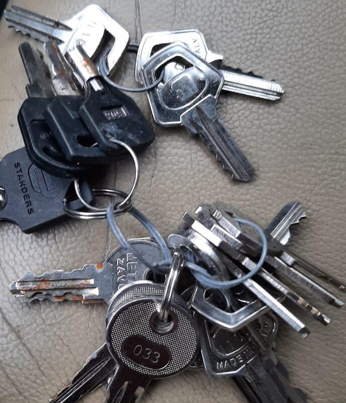 ключи от разных производителей на автоматические привода