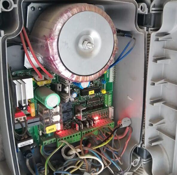 An Motors блок управления