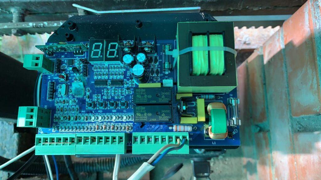 плата an motors откатные электромоторы
