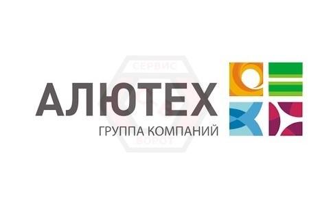 логотип Алютех