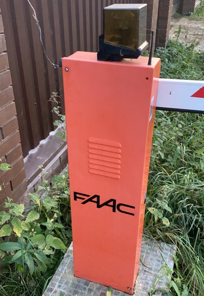 Ремонт шлагбаумов Faac в Туле