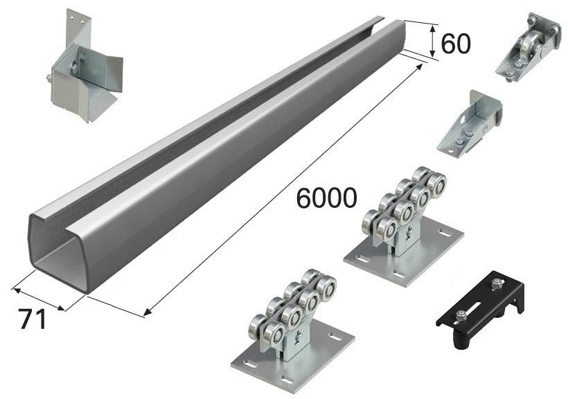 Ремонт DoorHan откатных ворот, рам, полотна и автоматики фотоэлементов, пультов