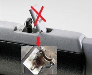 что происходит при утрате лючка верхней крышки ATI 5000A CAME