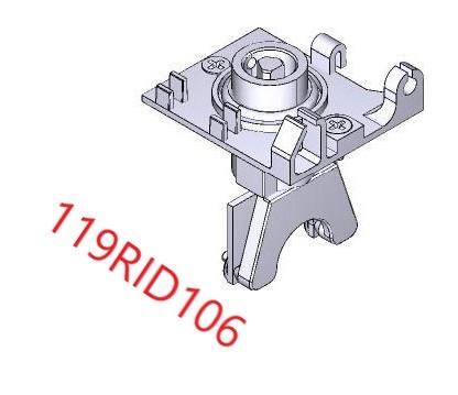 разблокиратор электропривода ATI 5000(3000)a CAME