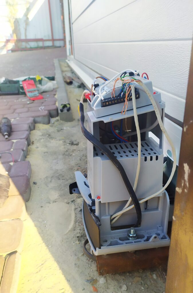 Электропривод Comunello в ремонте