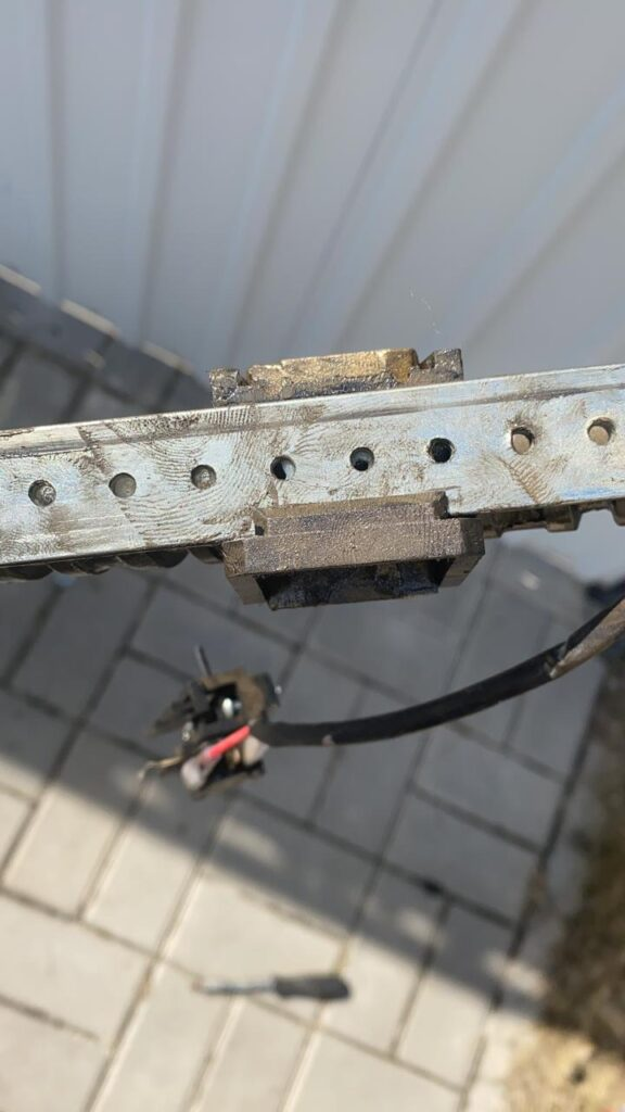 каретка привода Came ATI3000A распашных ворот